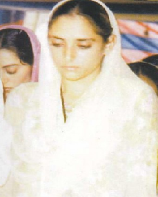 This page is dedicated to Shaheed Bibi Paramjit Kaur.